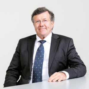 Dr. Franz Gerald Hitzenbichler, emeritierter Rechtsanwalt